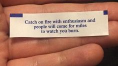 Fortune Cookie Pick Up LInes